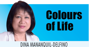 Colours of Life Dina Delfino