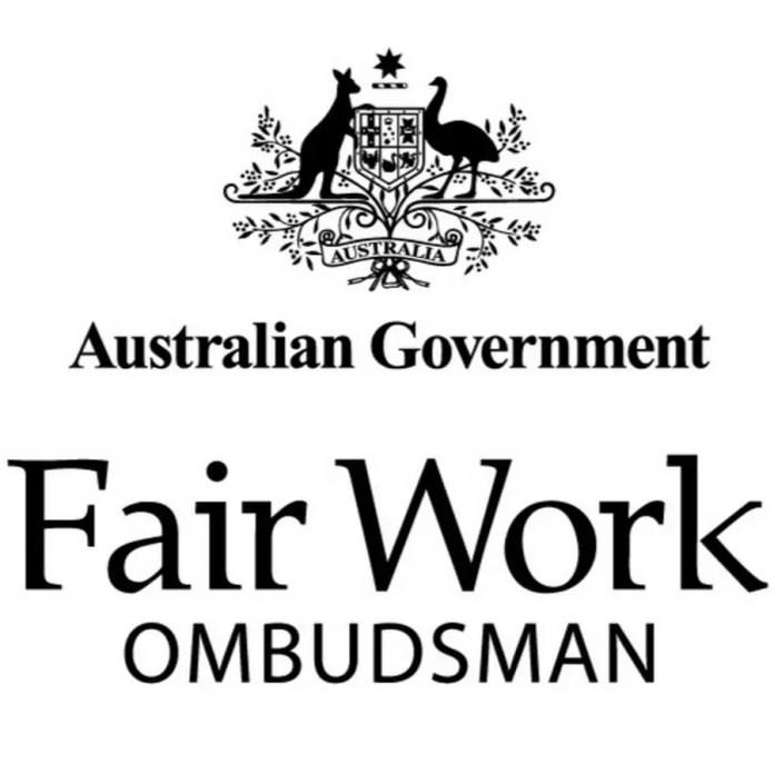 Fair work ombudsman