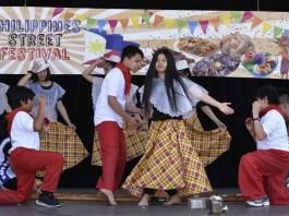 Philippine Street Festival 2016