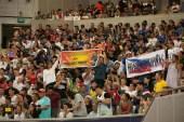 Australian Boomers vs Gilas Pilipinas - Photo by NORMAN ROXAS