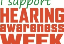 I support Hearing Awareness Week