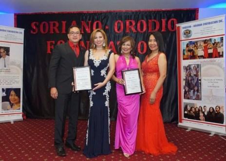 Soriano Oradio Foundation Pre-Valentine's Dinner 06
