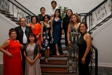 FEGTA 32nd Anniversary Ball Officers