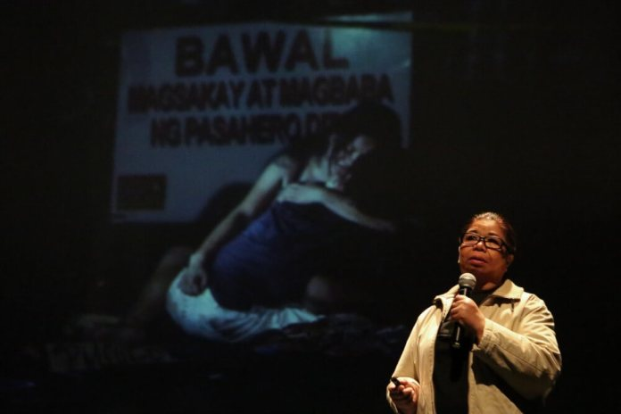 Tao Po, a monologue by Mae Paner | Photo by Raffy Lerma