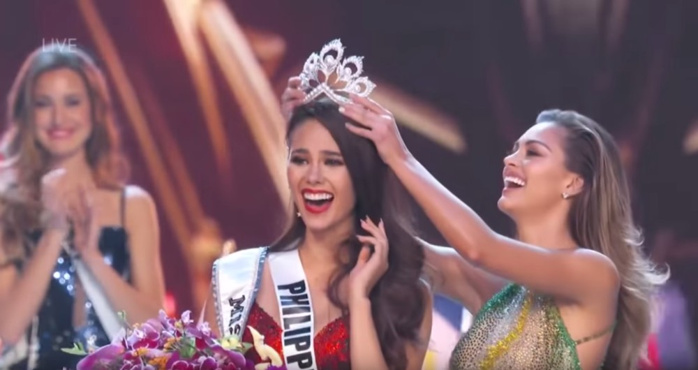 2018 Miss Universe Catriona Gray