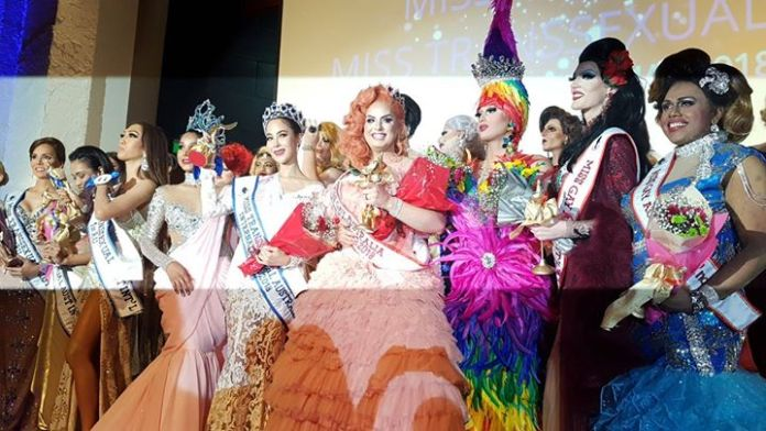 Miss Gay & Miss Transsexual Australia Int'l Pageant 2019
