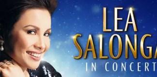 Lea Salonga in Concert