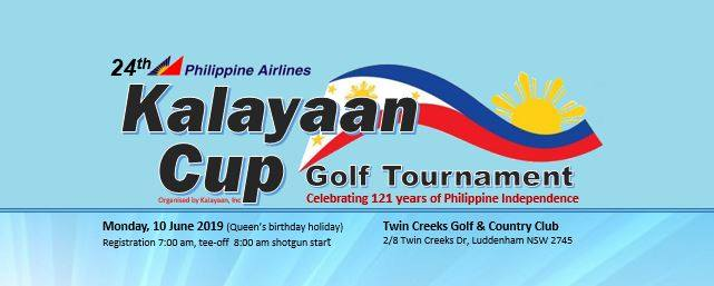 2019 PAL Kalayaan Cup Golf Tournament