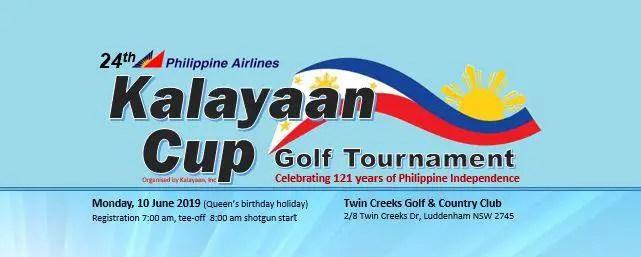 2019 PAL Kalayaan Cup Golf Tournament