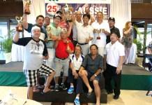 13-man team 2019 Fil-Aussie Golf Series Tournament