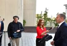 Treasurer Josh Frydenberg warned about the economic outlook. AAP_Mick Tsikas