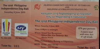 121st Philippine Independence Day Ball FCCVI