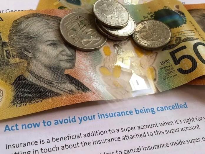 insurance under superannuation