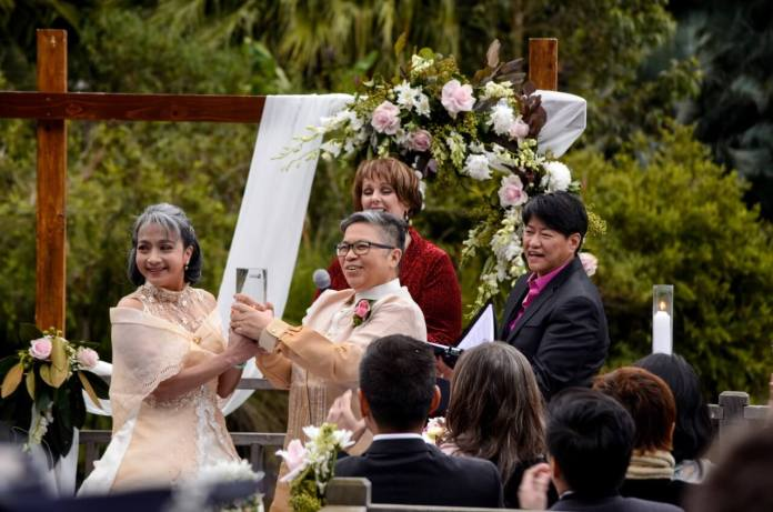 Lolita and Marie's wedding