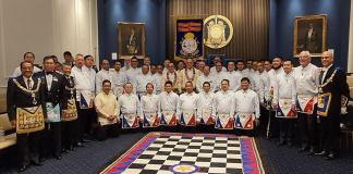 Filipino Freemasons - Plaridel Lodge