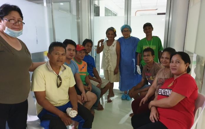 Surgical mission in Camiguin