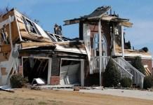 burned property   fire damage