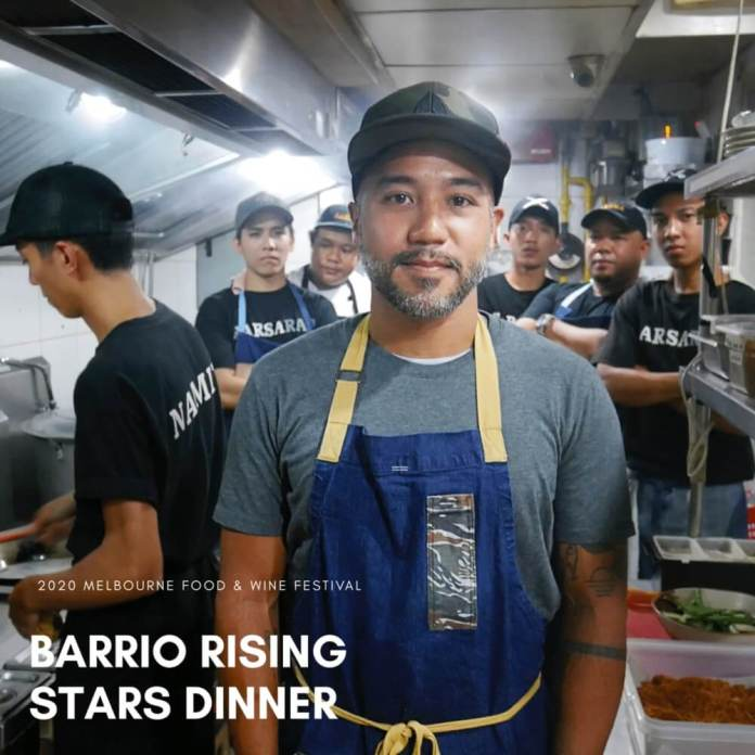 Barrio Rising Stars Dinner