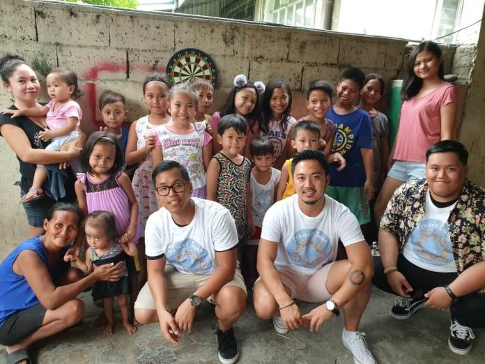 Project Juan funds the food for Sabado Kids participants