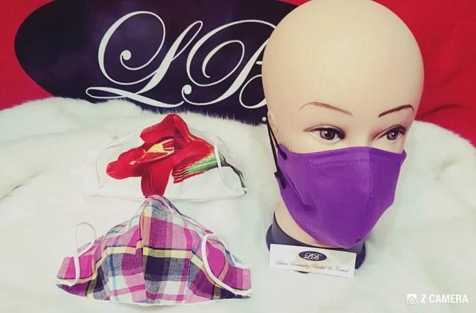 Lilian's masks