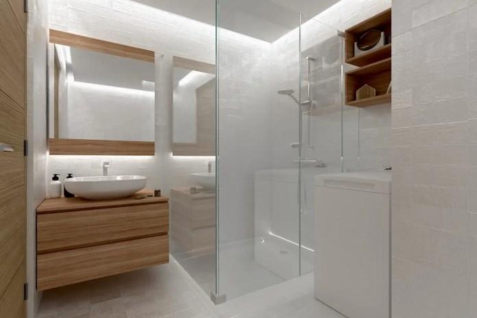 SMDC Mint Residences bathroom