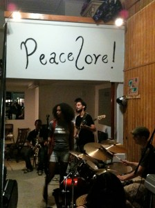 The Scheme at PeaceLove Cafe