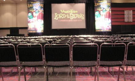 """Lord of the Beans"" at CBA 2005 and big news from Phil…a NEW COMPANY!"