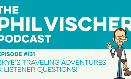 Episode 131: Skye's Traveling Adventures and Listener Questions!