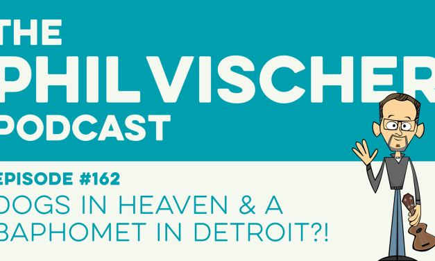Episode 162: Dogs in Heaven and a Baphomet in Detroit?!
