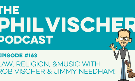 Episode 163: Law, Religion, and Music with Rob Vischer and Jimmy Needham!