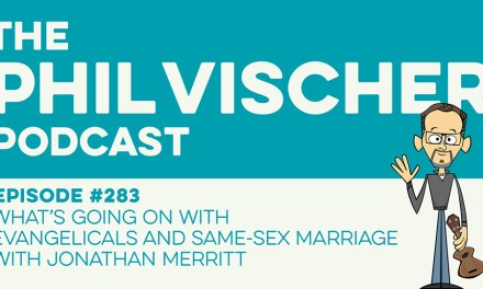 pisode 283: What's Going On With Evangelicals and Same-Sex Marriage With Jonathan Merritt
