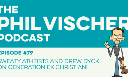 Episode 79: Sweaty Atheists and Drew Dyck on Generation Ex:Christian!