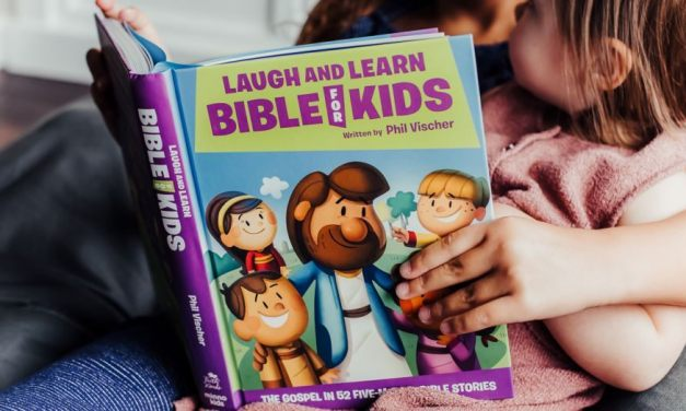 My new kids Bible is out!