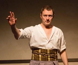 Julius Caesar at the Lantern Theater Company