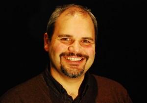 Playwright Michael Whistler.