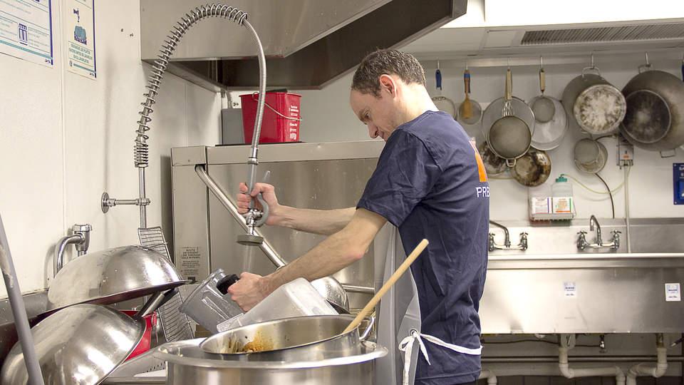 Olive Garden Kitchen Sink