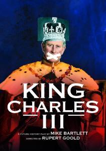 4. KING CHARLES III poster