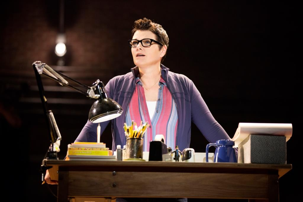 FUN HOME (national tour at Forrest Theatre): A study in want