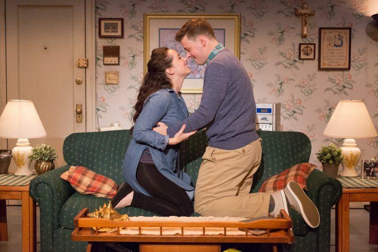 Touchtones Arden Theatre review
