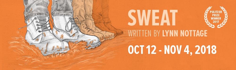 10. Sweat poster, Philadelphia Theatre Company