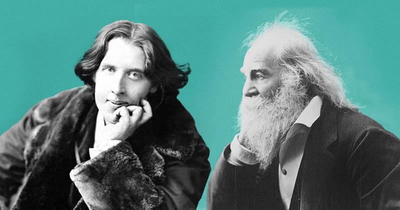 Oscar-Wilde-Walt-Whitman