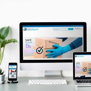 online store design rustenburg