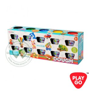 Playgo-Dough-ชุดแป้งโดว์กระปุก-10x2-oz