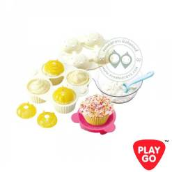 6340 Playgo My Cupcake Makery ชุดเครื่องทำคัพเค้ก
