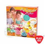 Playgo-My-Cupcake-Makery-ชุดเครื่องทำคัพเค้ก-4