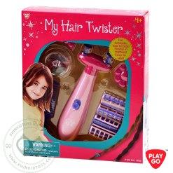 7852 Playgo My Hair Twister เครื่องถักผมเกลียว