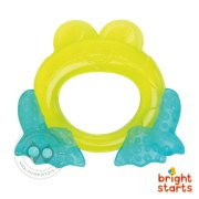 ยางกัด First Bites Stage Teethers - Frog