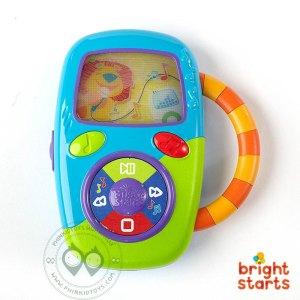 เครื่องเล่นดนตรีคู่ใจคุณหนู Bright Starts Music Player