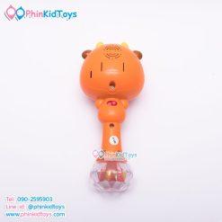 ที่จับเขย่ามือมีเสียงเพลงมีไฟ Huile Toys Zodiac Dynamic Rhythm Stick