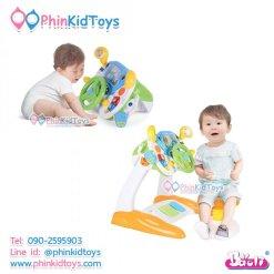 Baoli simulation baby driver steering wheel toy รถหัดขับเด็กชุดใหญ่